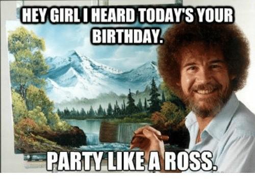 50 Best Funny Bob Ross Memes