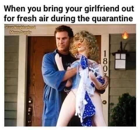 50 Best Funny Quarantine Memes