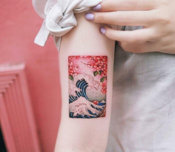 30 Exquisite Works Of Korean Tattoo Artist Sion Kwak